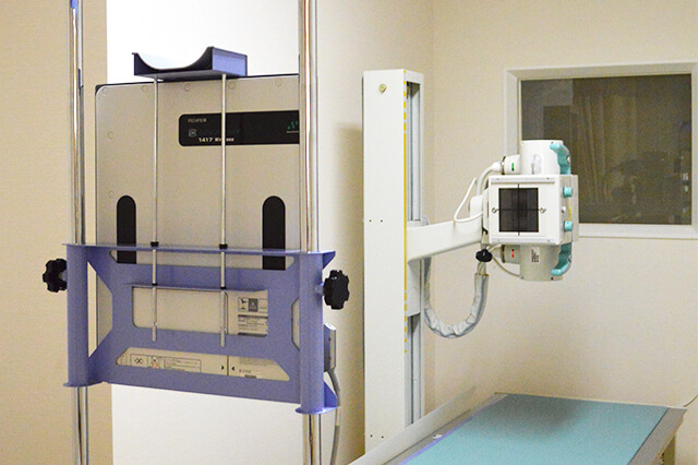 デジタルX線画像診断システム FUJIFILM DR